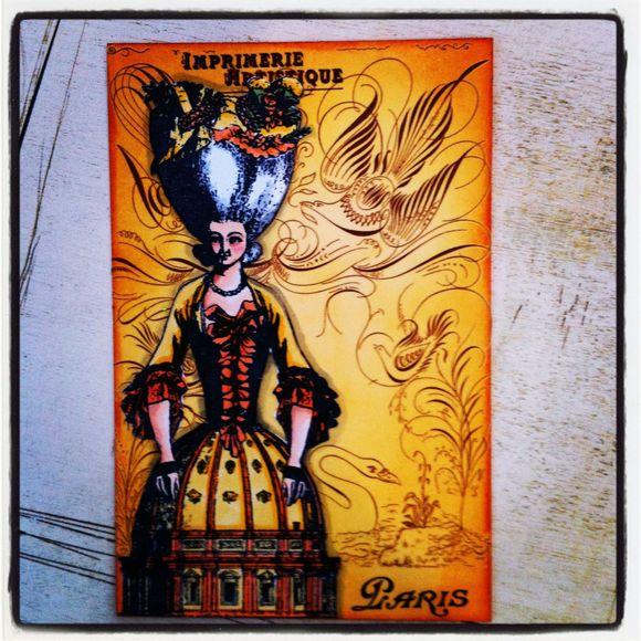 Postcard Project