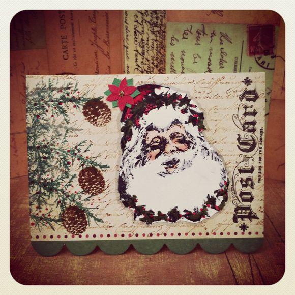 Christmas cards...